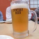 さの富居酒屋 - 生ビール