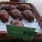 森のパン屋さん - あんこギッフェリ(¥210)