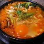 焼肉 トトリ - テグタン温麺