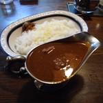 ボンディ - 料理写真:ビーフカレー 辛口