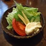 ボンディ - 野菜サラダ