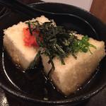 45463636 - 揚げ出し豆腐・230円