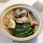 文福 南口店 - ミニかき鍋 ¥380