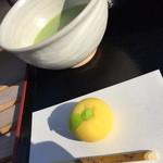 中島の御茶屋 - 720円セット(720円)2015年12月