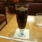 珈琲館 - 陰干しアイスコーヒー