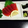 居酒屋えふわん - 料理写真:マグロ刺身