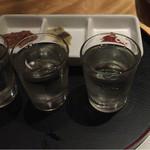 45468023 - 利き酒セット