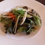 ピオッポ - ランチ・サラダ
