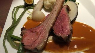 ル ボークープ - 猪 背肉と肩ロース2種のロース