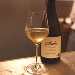 ワイン&マスタードA - Mahi Marlborough 2014 Chardonnay