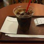 カフェ・ディ・エスプレッソ 珈琲館 - CAFE DI ESPRESSOアイスコーヒー