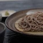 蕎麦あずま - 料理写真:ざるそば