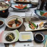形原温泉鈴岡 - 料理写真:宴会料理