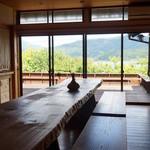 徳山鮓 - メインダイニング