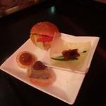 Happouembanketto - 北京ダック中国クレープ巻き、サンドイッチ