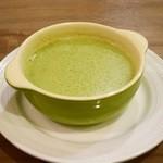 201512ブロッコリーのスープ