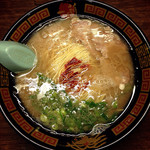 一蘭 - 天然とんこつラーメン ¥790
