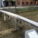 45475269 - ドラマによく登場する白川一本橋