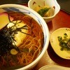 花咲の庄 - 料理写真:かけとろろ蕎麦 1,080円