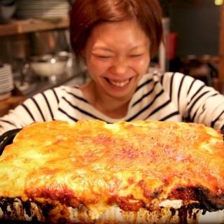 お腹も大満足で心も満たされるイタリア家庭料理の数々をぜひ