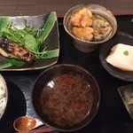 料理屋壱 - 900円ランチ