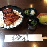 45479849 - 上丼(二段丼)4550円