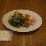 トラットリア ポルチェリーノ - 前菜