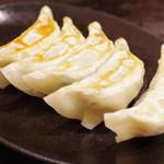 餃子の安亭 - 焼き餃子