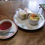 山城軽食喫茶 - 料理写真: