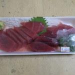 久下鮮魚店 - 鮪赤身
