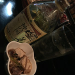 庄司 - 焼酎&お通し