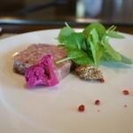 ステーキ・鉄板料理和かな - 前菜