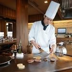 ステーキ・鉄板料理和かな -
