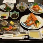 湯原国際観光ホテル 菊之湯 - 料理写真: