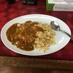 カレーショップ コーヨー - 焼き飯カレー