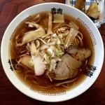 つばめ屋 - 料理写真:中華そば