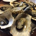 45488106 - 佐呂間湖の牡蠣のオーブン焼