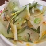 DRAGON酒家 - 搾菜
