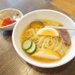 遠野屋 - 冷麺ハーフ