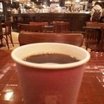 アンティコカフェ アルアビス - ブレンドコーヒー ¥350(税込)