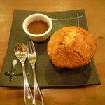 cafe Sawala - Wキャラメルマフィン♪