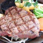 ステーキのあさくま - 料理写真: