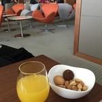 Asiana Business Class Lounge - 料理写真: