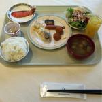 45490620 - ホテルの朝食①