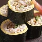 よしむら 北山楼 - 料理写真:そば寿司