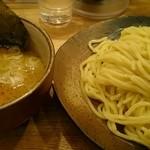45492451 - つけ麺(大盛400g:760円)+味玉(100円)