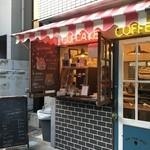 ON THE WAY, Cupcakes&Coffee Shop  - 外観