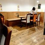 Italian Cafe AJITO - 盗撮…