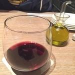 ブッシュウィック べーカリー&グリル - 私たち親はワインで乾杯( ^ ^ )/■