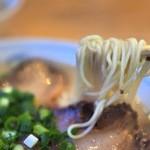 いってつ - 750円『チャーシューメン(麺:ややカタ指定)』2015年12月吉日